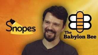 Babylon Bee Thumbnail 1