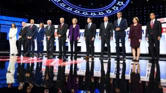 democratic-debate-10-15-19-Newscom
