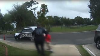 Orlando child arrest