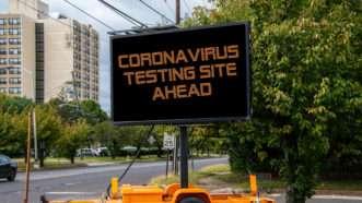 CoronavirusTestingAhead