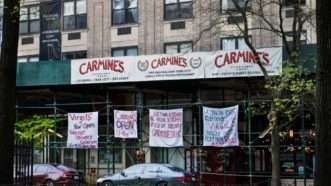 New York City Restaurants COIVD-19_Coronavirus