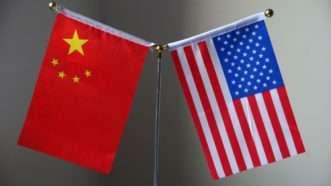 America China trade