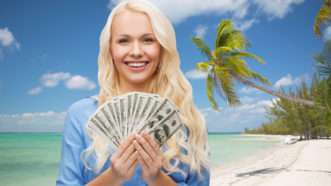 MoneyBeachHappinessSydaProductionsDreamstime