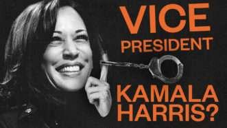 Kamala Harris: Vice President?