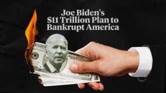 Biden's 11 Trillion Dollar Plan