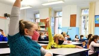 Kids schools coronavirus