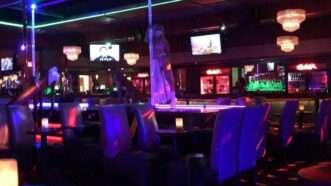 Interior of Rachel's Gentleman's Club Orlando