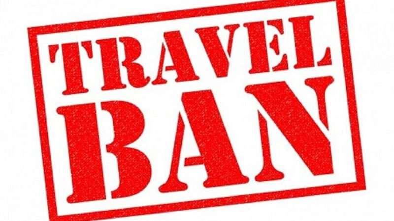 TravelBan