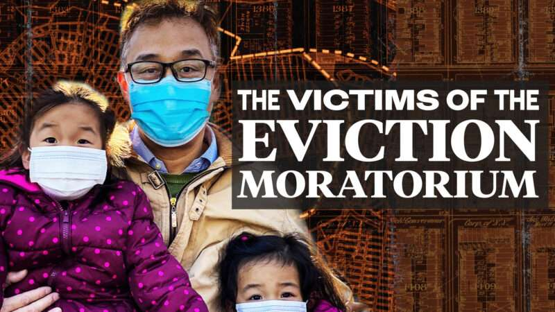 The Victims of the Eviction Ban