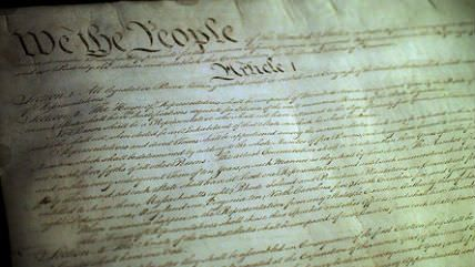 Did the Constitution Betray the Revolution? – Reason com