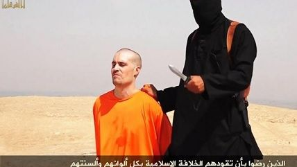 Watching ISIS James Foley Beheading Video Could Lead to