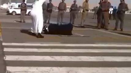 Saudi Man Arrested for Capturing Beheading on Video – Reason com