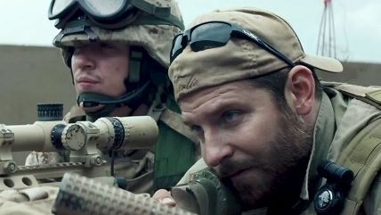 The American Sniper Was No Hero – Reason com