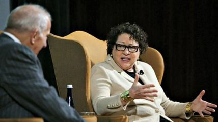 Justice Sotomayor Says 'There Is a Place, I Think, for Jury