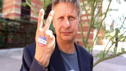Watch Gary Johnson Give a New York Press Conference on Facebook Live