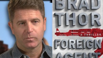 Conservatarian Novelist Brad Thor Isis Exemplifies Islam Trump And