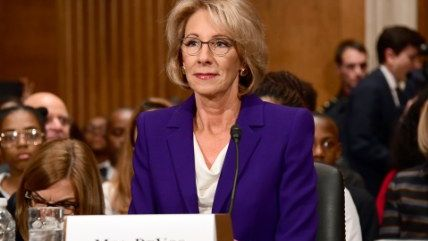 New Rules Let Ed Department Ignore >> Hey Progressives You Can Fight Devos But You Can T Stop School