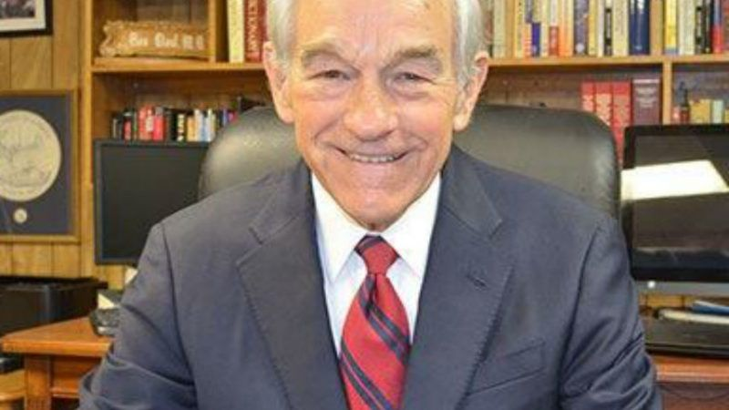 bd74bc773af8 Ron Paul Slams 'Cultural Marxism' with a Quickly Deleted Bigoted ...