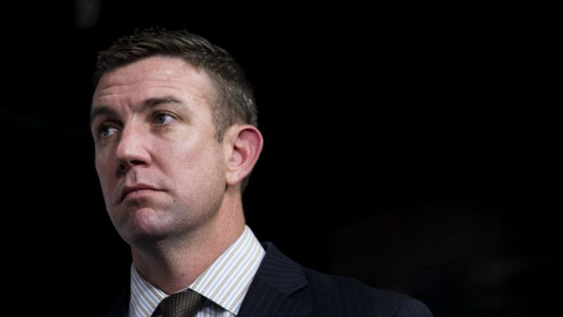 Despite Indictment, Rep  Duncan Hunter Remains Favorite to