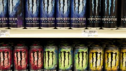 Monster Win Is Good For Energy Drink Makers and Consumers – Reason com