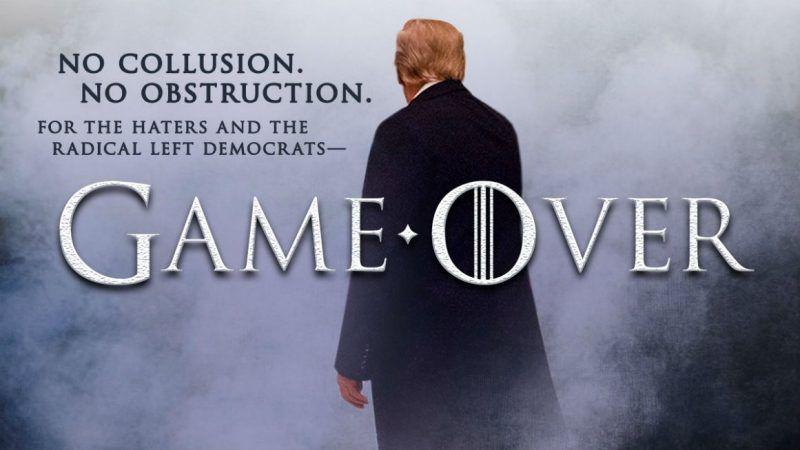 Donald Trump Game of Thrones Tweet