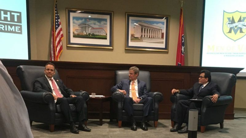 Governor Matt Bevin and Governor Bill Lee