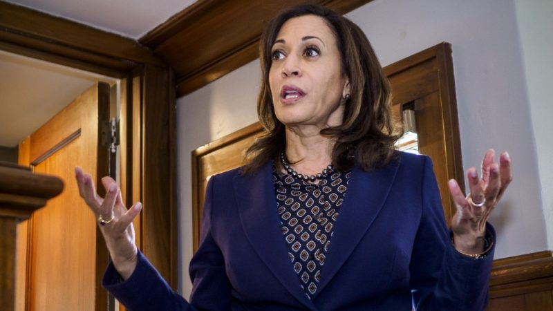 Kamala Harris Offers a Crappy Apology to Parents Who Went to