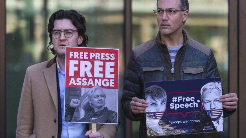 April 11 London protest