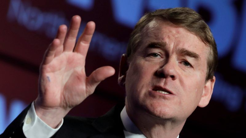 Sen. Michael Bennet becomes latest Democrat to run for president