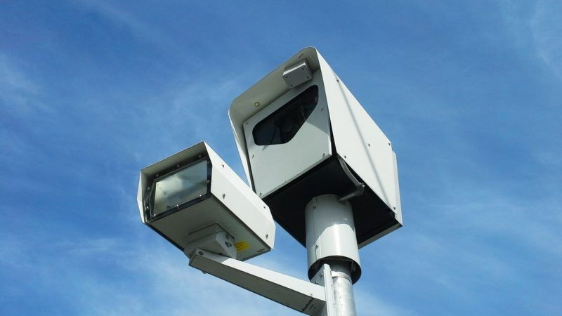 Texas Poised To Ban All Red Light Cameras – Reason com