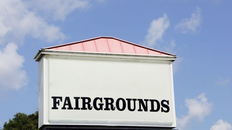 Can California Ban Gun Shows From Public Fairgrounds