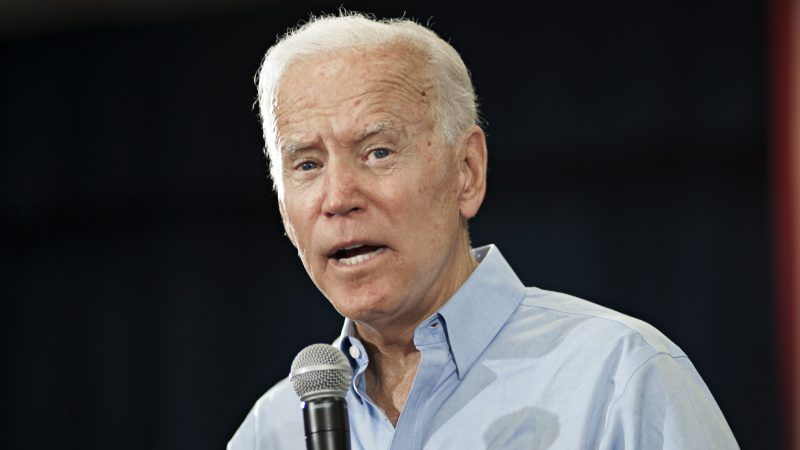 Biden criticizes Amazon for not paying federal taxes in 2018