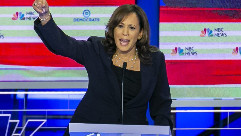 Kamala Harris Can't Stop Promising To Do Things Via