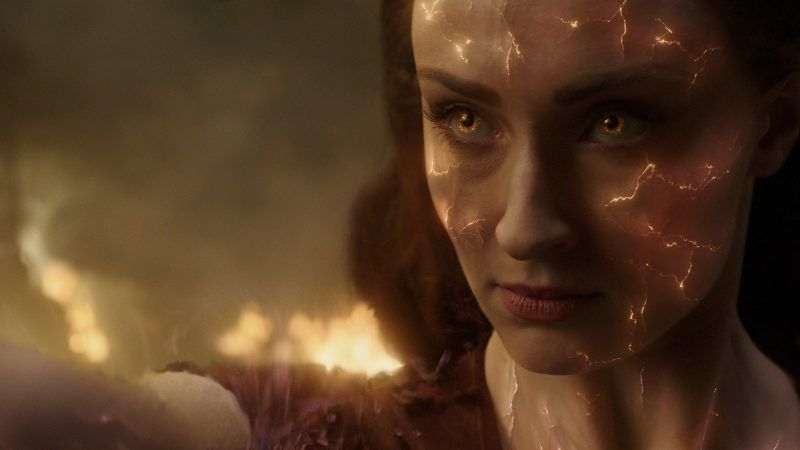 Dark Phoenix director compares film's original ending to two big Marvel movies