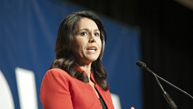 Tulsi Gabbard was most searched candidate after Democratic debate
