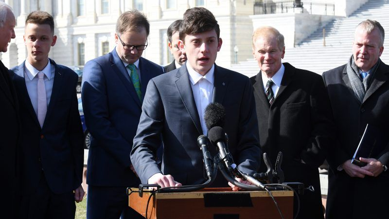 Harvard Rescinds Admission For Parkland Survivor Against Gun Control