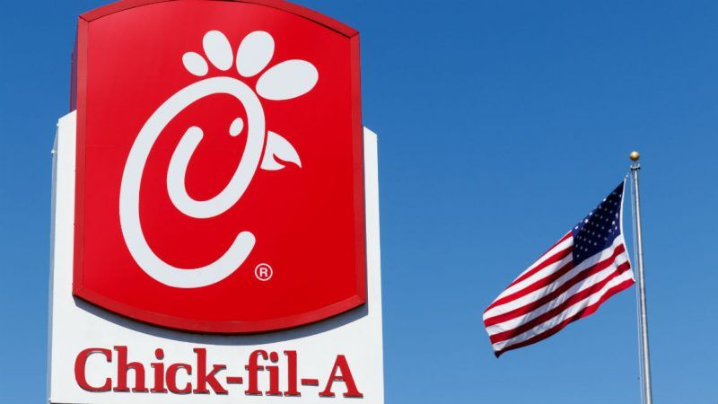 New Chick-fil-A Law Reveals Texas Politicians' Hypocrisy on