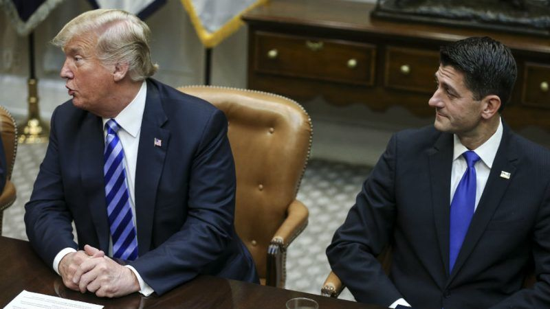 Wisconsins Own Paul Ryan Making Waves >> The Newest Drama Between Donald Trump And Paul Ryan Reason Com