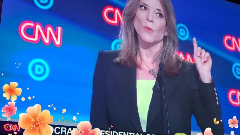 Marianne Williamson Rises from the Memes and Enters America's Dreams