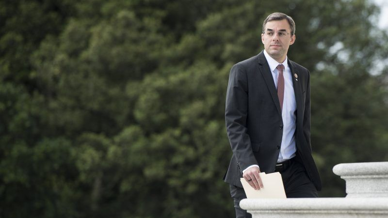 Justin Amash Declares Independence From Republican Party