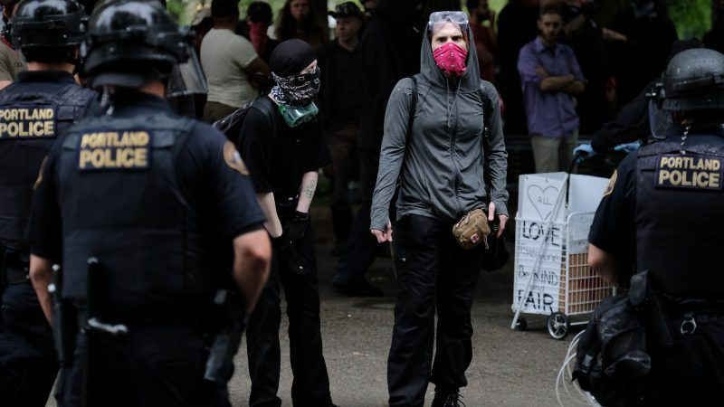 Ted Cruz Wants Antifa Investigated by the FBI – Reason com