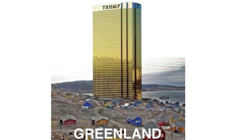 Trump Tower Greeland