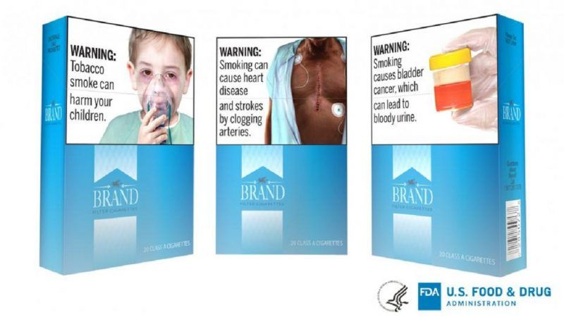 New Look For Cigarettes? FDA Proposes Graphic Warnings On Packages And Ads