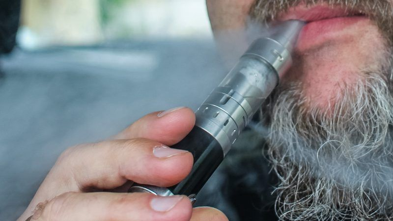 Federal Investigators Think Black-Market Vaping Products