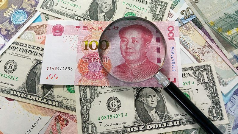US Dollar (USD), Chinese Yuan (CNY) Stronger On Central Bank Currency Fix