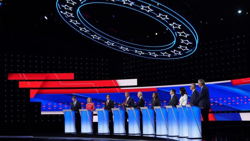 Democrats Debate To Determine Who Will Spend Us Into Oblivion