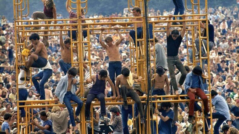 New Woodstock Documentary Should Make Boomers Question Their
