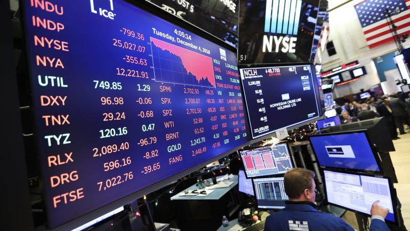 U.S. close: Stocks close higher as bonds climb back from historic lows