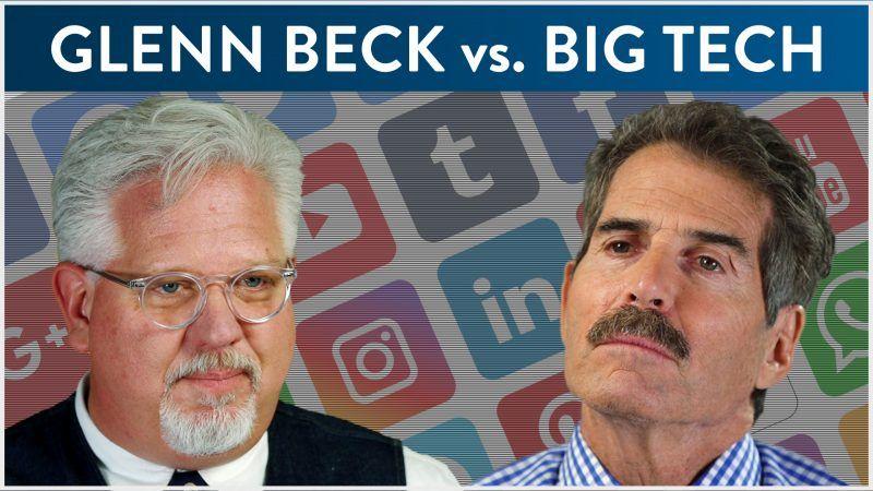 Glenn Beck Start Screen