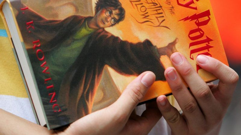 Catholic School Pastor Thinks Harry Potter's Spells Are Real